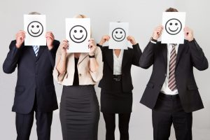 staff morale, employee morale, are your staff happy?, keeping your staff happy, blue glove jobs