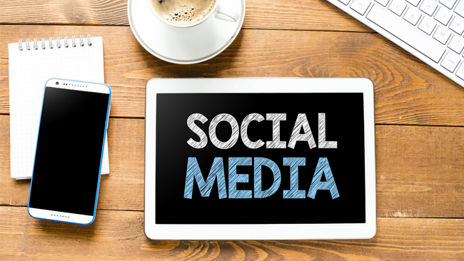 social media, social media to find a job, recruitment